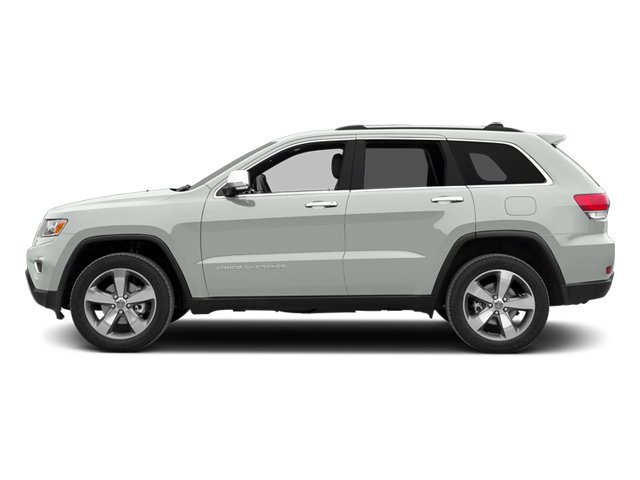 Pre Owned 2014 Jeep Grand Cherokee Overland