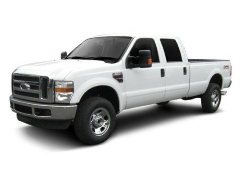 Pre-Owned 2010 Ford Super Duty F-350 SRW