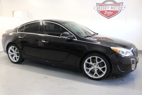 Pre-Owned 2014 Buick Regal GS